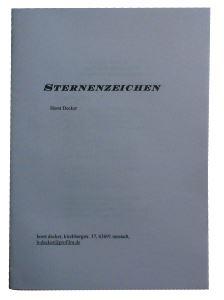 Buch binden - Einzelseiten