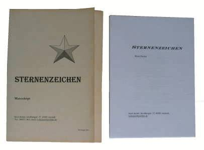 Buch - Lose-Einband