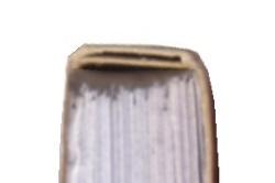 Buch binden - einteiliger Einband und Einzelblätter